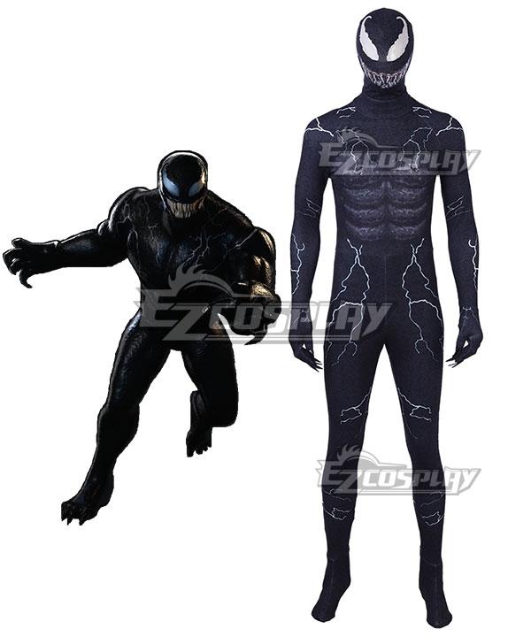 Marvel 2018 Movie Venom Edward Eddie Brock Cosplay Costume - A Edition
