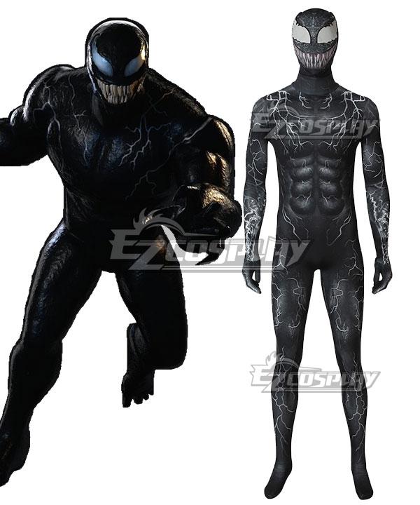 Marvel 2018 Movie Venom Edward Eddie Brock Cosplay Costume