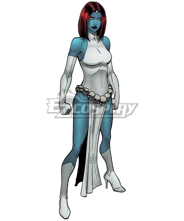 Marvel Comics X-Men Classic Mystique Cosplay Costume