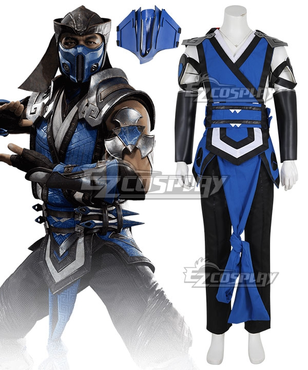 Mortal Kombat 11 Sub-Zero Cosplay Costume