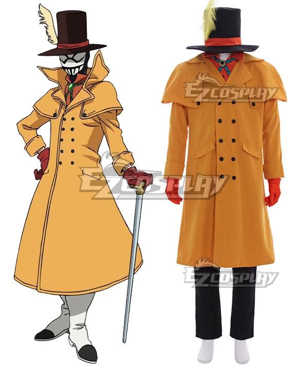 My Hero Academia Boku No Hero Akademia Mr. Compress Atsuhiro Sako Cosplay Costume
