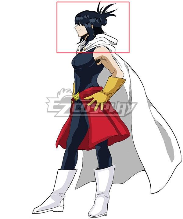 My Hero Academia Boku No Hero Akademia Nana Shimura Black Cosplay Wig