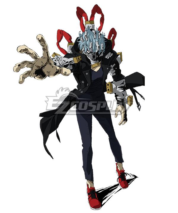 My Hero Academia Boku no Hero Akademia New Edition Tomura Shigaraki Cosplay Costume