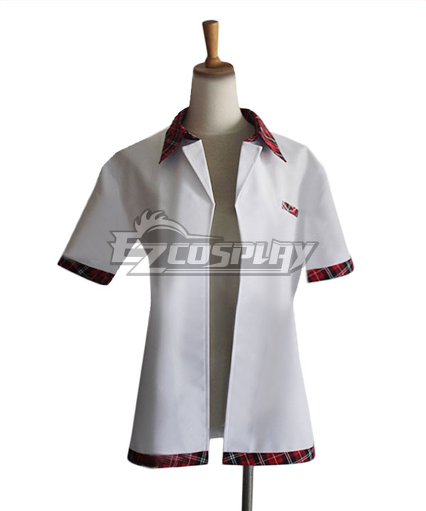 Food Wars Shokugeki no Soma Takumi Aldeni Coat Cosplay Costume #food