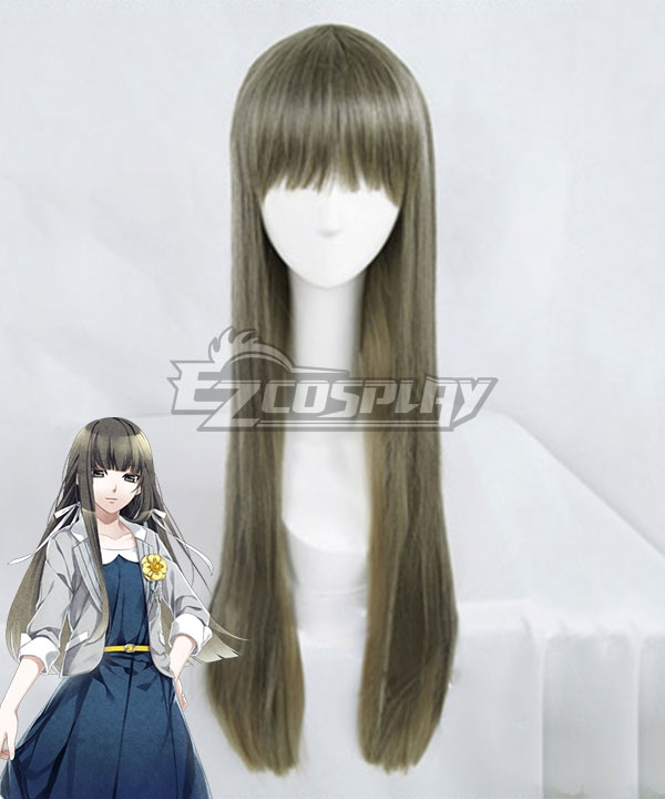Norn9 Norn + Nonette Mikoto Kuga Green Cosplay Wig
