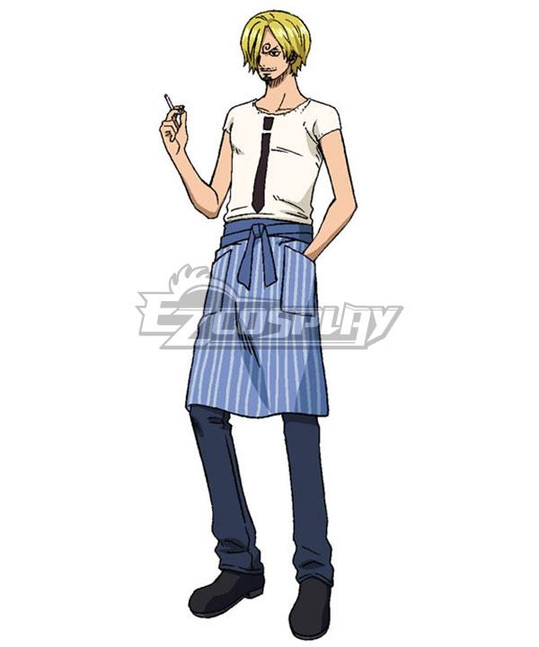 One Piece Stampede 2019 Movie Sanji Vinsmoke B Edition Cosplay Costume