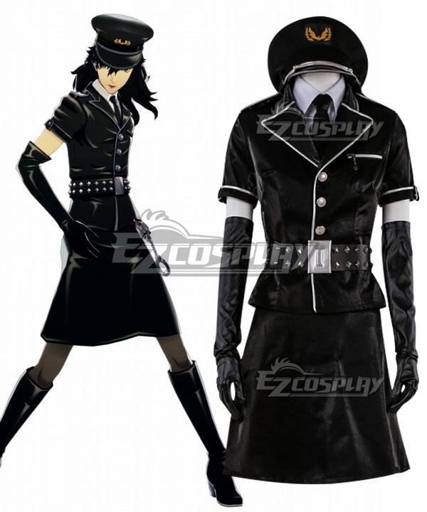 Persona 5 Dancing Star Night Joker Protagonist Akira Kurusu