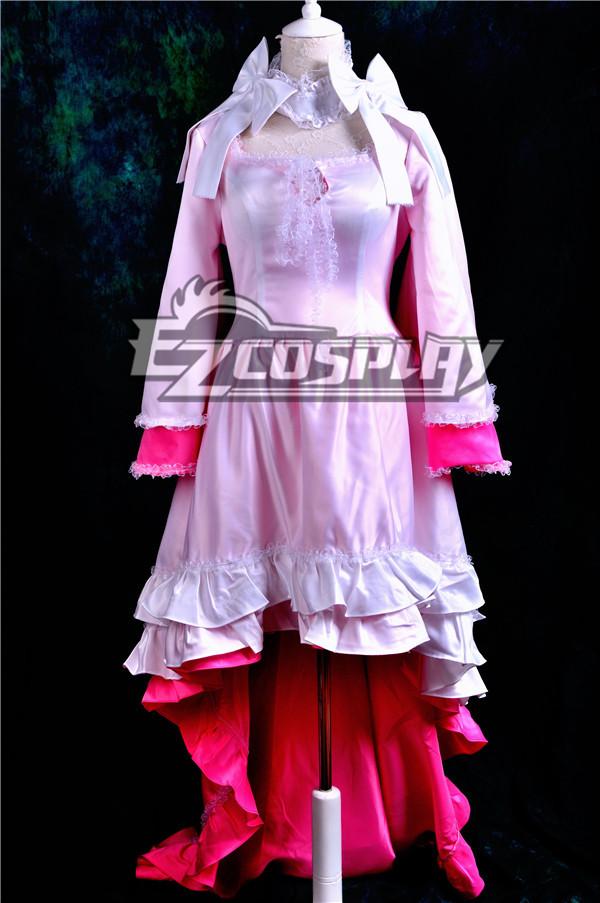 Puella Magi Madoka Magica Kaname Madoka Lolita Cosplay Anime Costume-Y368