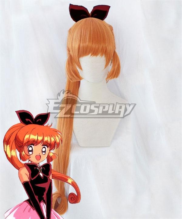 Saint Tail Kaitou Saint Tail Meimi Haneoka Orange Cosplay Wig