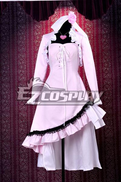 Shugo Chara! Tsukiyomi Utau Peformance Cosplay Costume