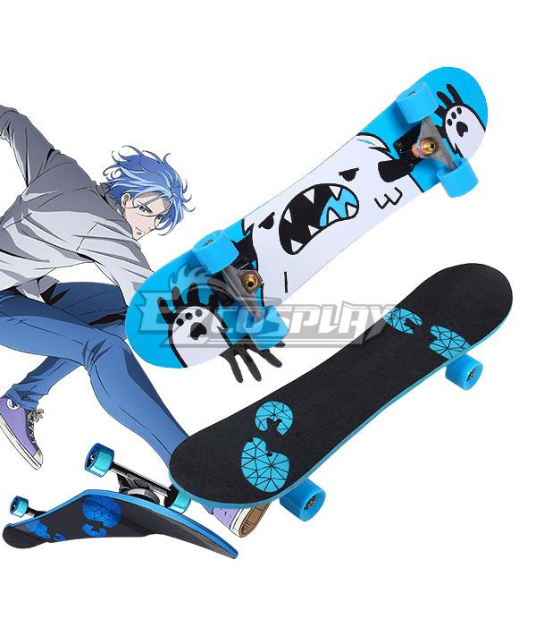SK8 the Infinity SK�?Langa Skateboard Cosplay Weapon Prop