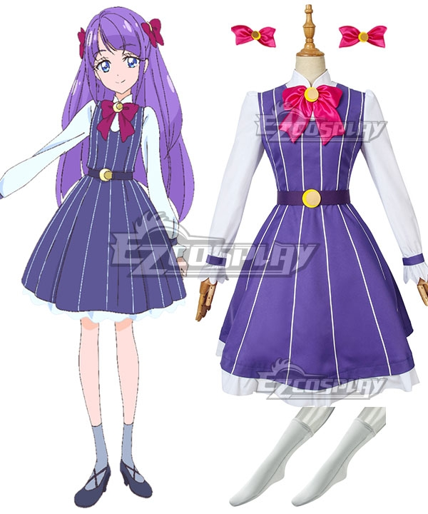 Star Twinkle PreCure Cure Kaguya Madoka Daily Clothing Cosplay Costume