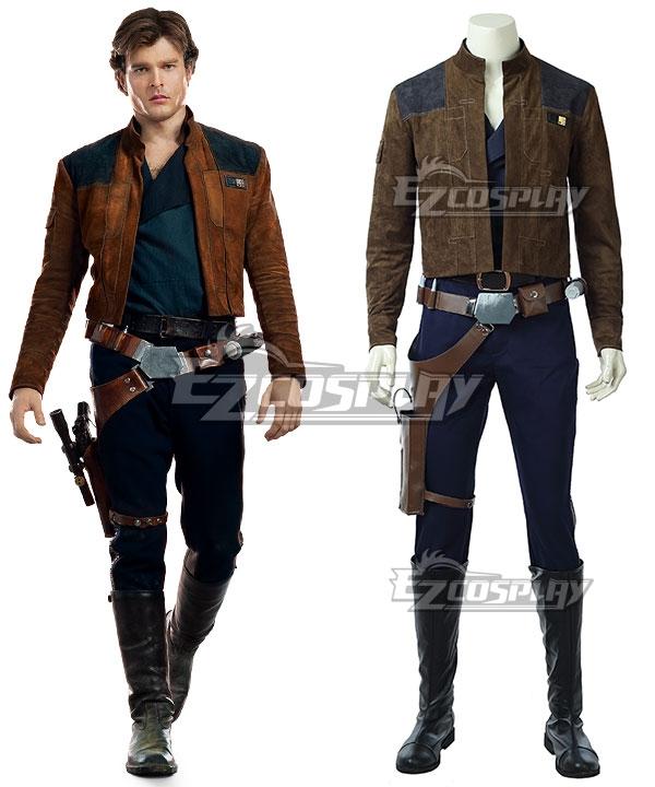 Star Wars Han Solo Cosplay Costume