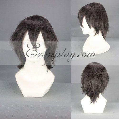 Sword Art Online Kirito Black Cosplay Wig-314C