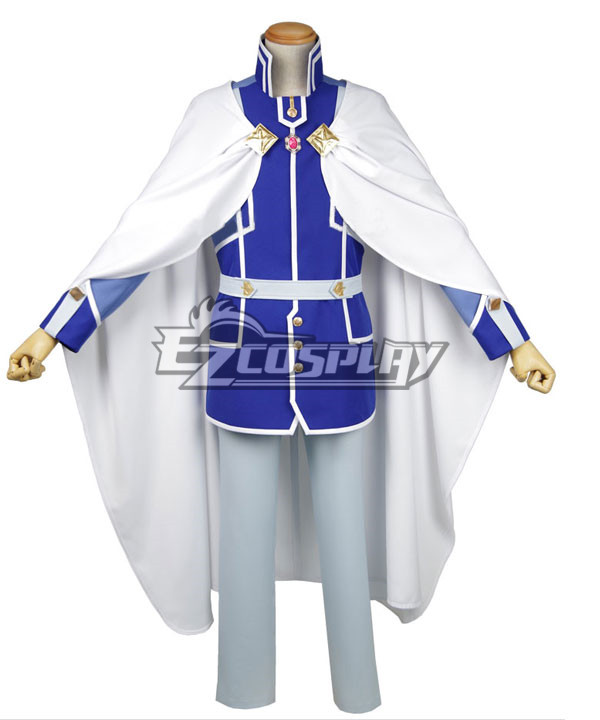 Snow White with the Red Hair kagami no Shirayukihime Zen Wistalia Zen Wisutaria Cosplay Costume with Cloak