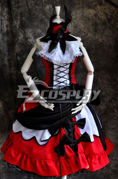 Shining Heart-Mystra Lolita Cosplay Costume