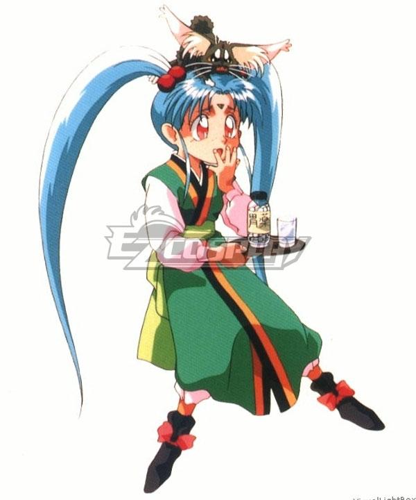 Tenchi Muyo Sasami Cosplay Costume