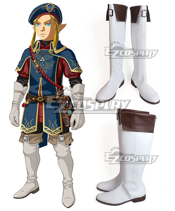 The Legend Of Zelda Breath Of The Wild Link Royal Guard Dlc