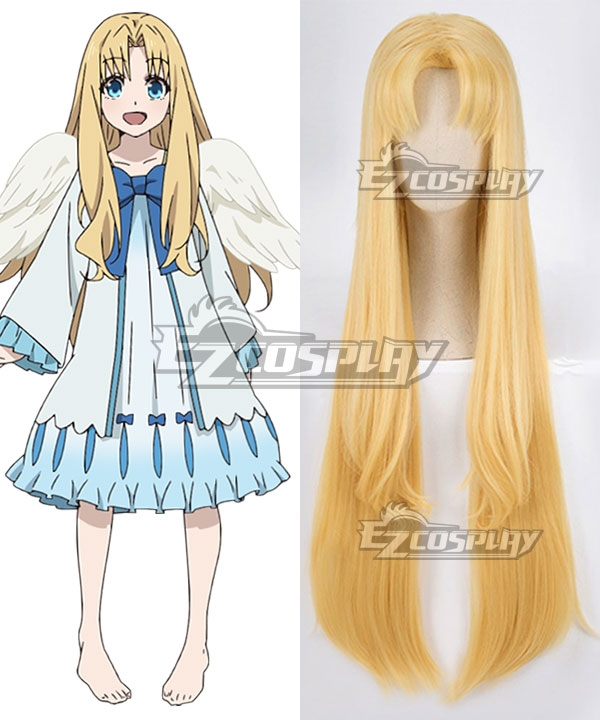 The Rising Of The Shield Hero Filo Golden Cosplay Wig