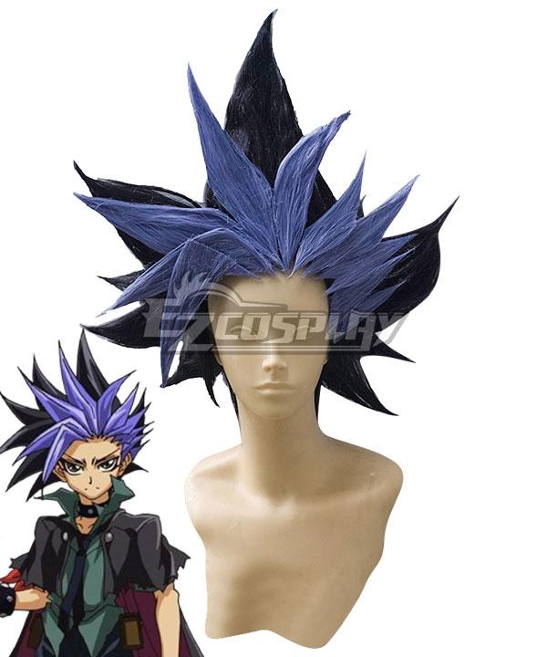 Yu-Gi-Oh! Yugioh ARC-V Yuto Purple Cosplay Wig