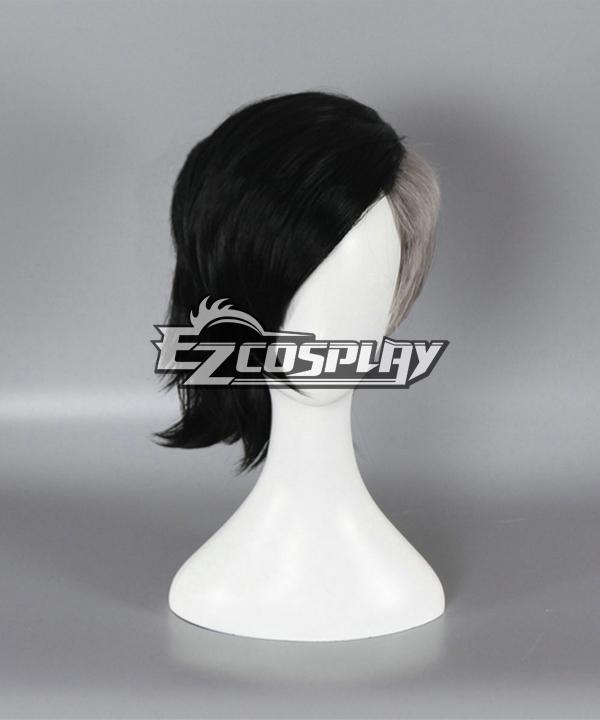 Tokyo Ghoul Tokyo Guru √A Uta Black Cosplay Wig 346D